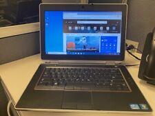 New listing Dell Laptop E6420 Latitude i5 Cpu 8Gb Ram 250Gb Hdd 14in. Laptop (Win 10 Pro)