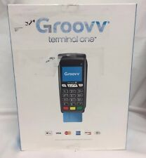 Total Merchant Services 10-1202 Groovv Terminal One Emv Nfc Term Card Processing