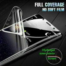 Samsung Galaxy S20 S10 PLUS S9 S8 PET SCREEN PROTECTOR CURVED FIT Case Friendly