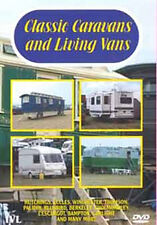 CLASSIC CARAVANS AND LIVING VANS - DVD - REGION 2 UK