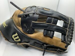"Wilson A2k 1799 Baseball Softball Glove Pro Stock Select 12.5"" RHT"
