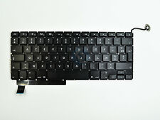 "NEW French Keyboard for Apple Macbook Pro Unibody A1286 15"" 2009 2010 2011 2012"