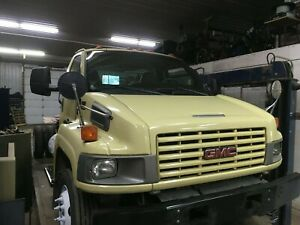 2003-2009 GMC C5500 Hood. Used. Good condition.