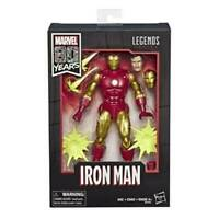 Hasbro Marvel Legends Series 80th Anniversary Iron Man 6 inch Action Figure -...