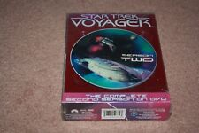 Star Trek: Voyager - The Complete Second Season (DVD, 2004, 7-Disc Set)