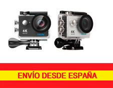 EKEN  H9R Ultra HD 4K Control remoto Wi-fi Carcasa acúatica y accesorios