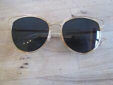 632610be24f369 Lunettes de soleil métalliques Dior en métal pour femme   eBay