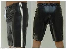 BERMUDA SPORT & SEXY en LATEX - RUBBER TROUSER