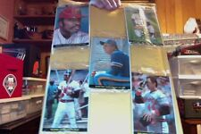 15 COMPLETE SETS OF 1983 TOPPS FOLDOUTS TEST ISSUE NEW IN PACKAGES