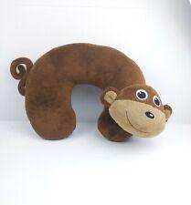Monkey Neck Pillow Kids Size