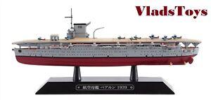 Eaglemoss 1:1100 French aircraft carrier Bearn - 1939 #56