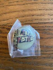 Vintage Sex Pistols Enamel Hat Tack Lapel Pin New Nip 1980's