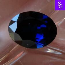 """Australian Untreated Natural Blue Sapphire Faceted 1.36 ct """"Stunning_Gemstones"""""""