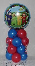 TELETUBBIES   -  CBEEBIES  - TODDLER -  BALLOON DISPLAY  - TABLE CENTREPIECE