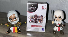 Assassin's Creed Jazwares Bayek & Altair Ibn-La'Ahad Mystery Figures Lot of 2