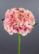 Hortensie Natura 40cm rosa AD Kunstblumen künstliche Hortensie Blumen
