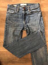 Hollister Epic Flex Classic Straight Stretch Distressed Denim Jeans Mens 29 X 32