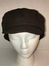 Wallaroo Hat Collection Brown Wool Messenger Hat Osfm Devon