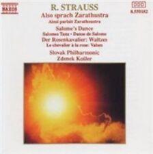Uk660112 Richard Strauss - Also Sprach Zarathustra Op 30 Der Rosenkavalier Op.5