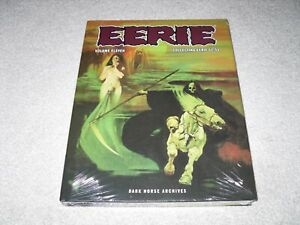 Eerie Archives Volume 11 Hardcover Book - Dark Horse Archives - Sealed