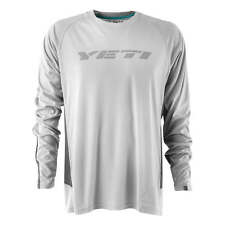 Yeti Tolland Long Sleeve Jersey MY 18 Grey