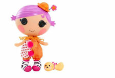 NIB new Lalaloopsy Squirt Lil Top Little Sisters Doll retired
