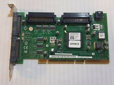 Dell FP874 Ultra 320 ADAPTEC 39320 A Scheda Controller SCSI