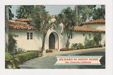 Richard M Nixon -former President driveway & entrance Home in San Clemente CA