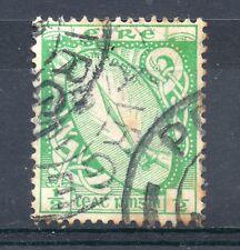 IRELAND = 1923 Scott 65 or SG 71. 1/2d Green. Fine Used. (26.07.18aa)