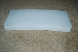 Gerber 28-799 White Ultra Flush Toilet Tank Lid -  EX.COND., SANITIZED, REDUCED