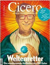 CICERO - Magazin für politische Kultur, Nr. 07/20 Juli 2020 - Weltenretter