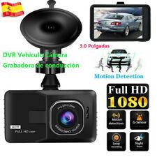 3.0'' 1080P Coche DVR Vehículo Cámara Grabadora de video Dash Cam Visión Noche