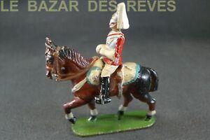 QUIRALU. Cavalier HORSE GUARD. (lot3)