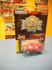 "REVELL  LOWRIDER  '59 CHEVY IMPALA "" HOT PINK""   ISSUE   # 27 ""NIP"""