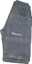 Bench Mens Jeans Grey  W32 L30 Mint Condition