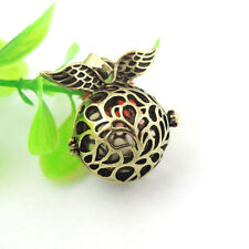 GraceAngie AnMexican Bola Bell Harmony Ball Angel Caller Wings Locket Pendants