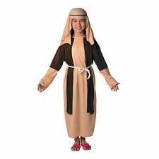 Kid'S Deluxe Shepherd Costume - Small/Medium - Apparel Accessories - 3 Pieces