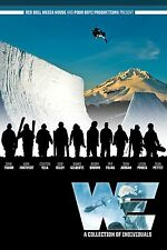 WE A Collection of Individuals DVD, BluRay & Digital Dwnld Red Bull Ski Movie