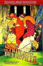 NEW The Triplets of Belleville (DVD)