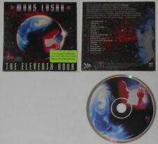 Mars Lasar - The Eleventh Hour - U.S promo cd, card cover