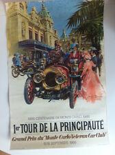 1er Tour de la Principauté de Monaco 1966 par Michael Turner