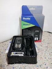 Phottix Strato II Multi 5-In-1 Canon Receiver Model PH15656.