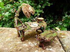 Fairy Cartographer's Table - Miniature Table,Dollhouse Furniture, Fairy Garden