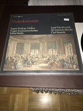 Myslivecek/Benda/ Stamitz Violinkonzerte LP Prokop/ Sadlo B319