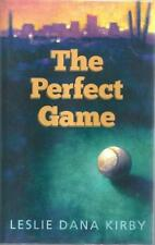 The Perfect Game Leslie Kirby SIGNED First Edition