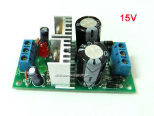 +/-15V Positive/Negative Voltage Regulator Module Board, Based on 7815 s571