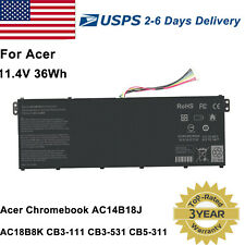 laptop Battery Acer Aspire E3 E3-111 E3-721 36WH KT.0040G.004 AC14B8K