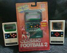 2002 Mattel Classic Football 2 Electronic Basketball & Football   New [other]