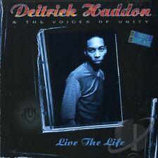Deitrick Haddon - Live The Life - New Factory Sealed Cd