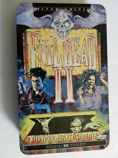 Evil Dead 2 (Limited Edition Tin)